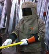 Safety Clothing: Arc Flash PPE