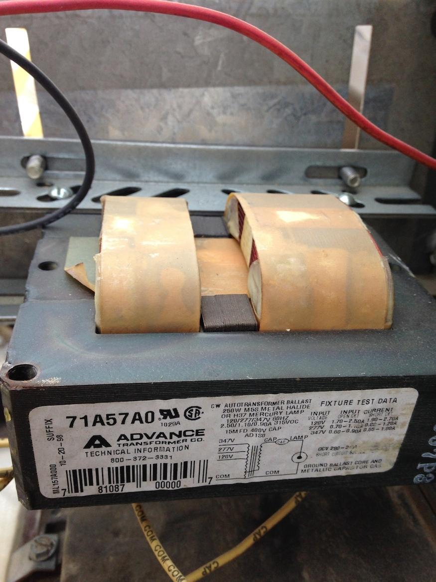 Electric Ballast