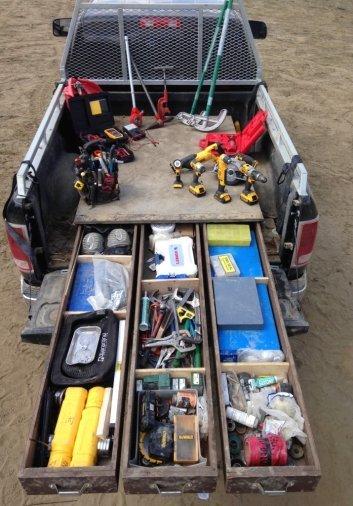 Pickup Truck Tool Box