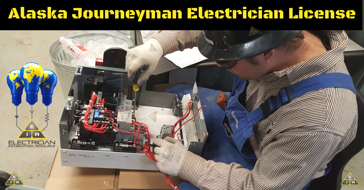 Alaska Journeyman Electrician License