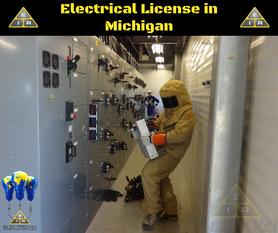Electrical License in Michigan