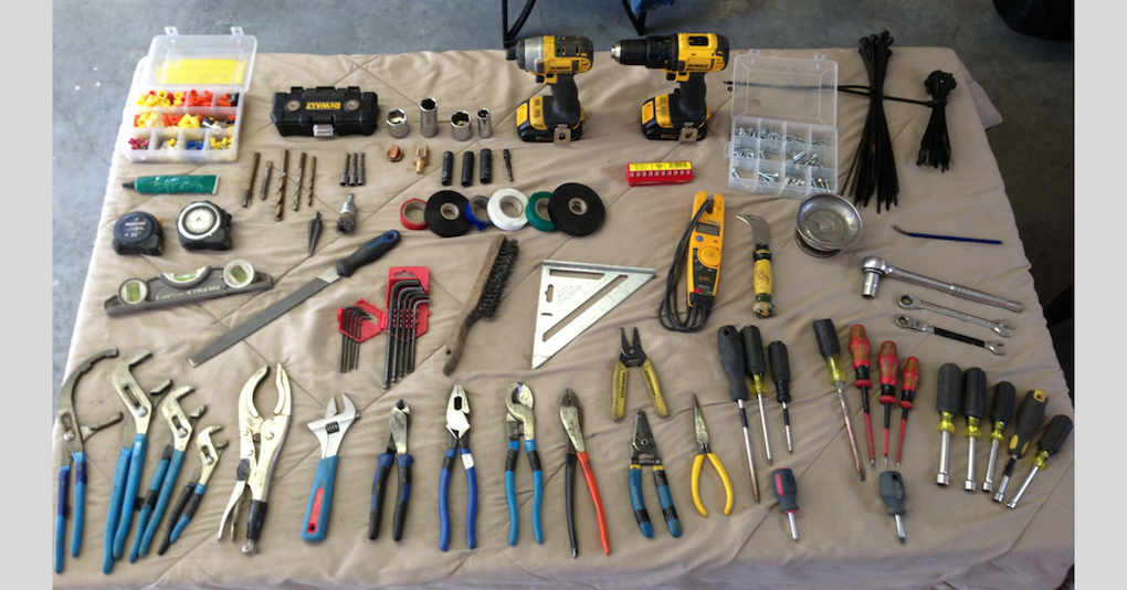 electrical tool kit list  what you u0026 39 ll need