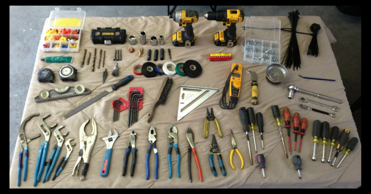 Electrical Tool Kit List What Youll Need And You Wont