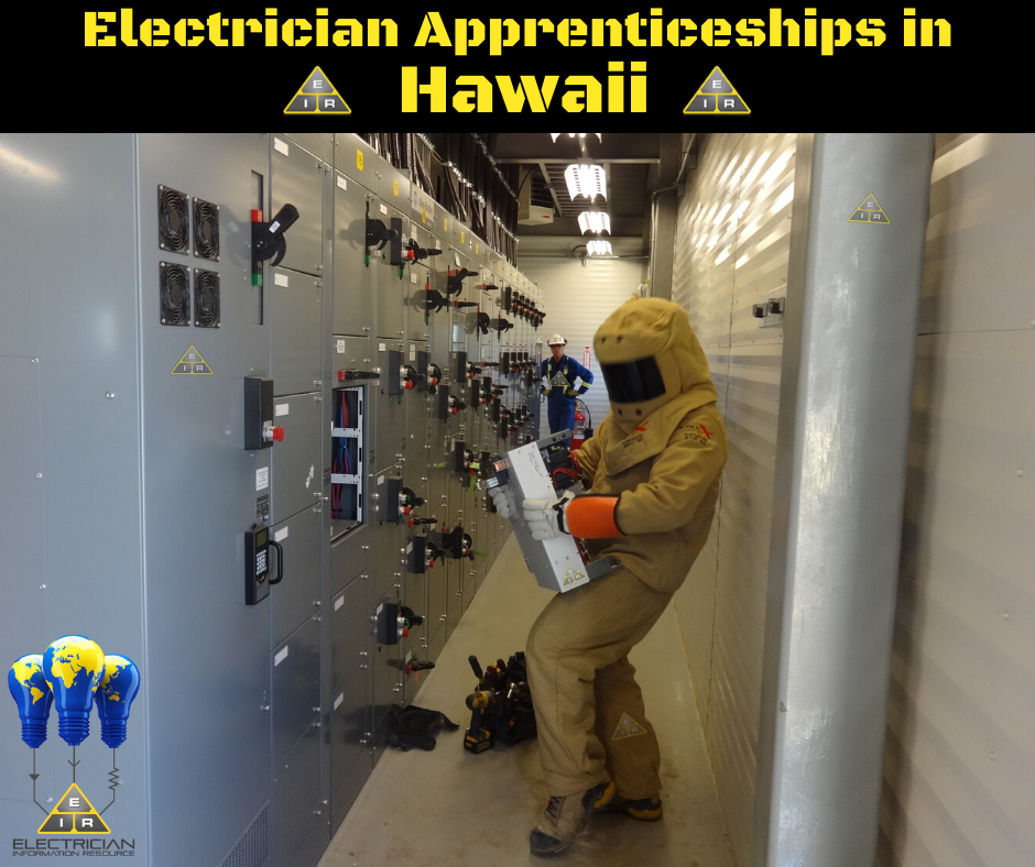 Electrician Apprenticeship Hawaii