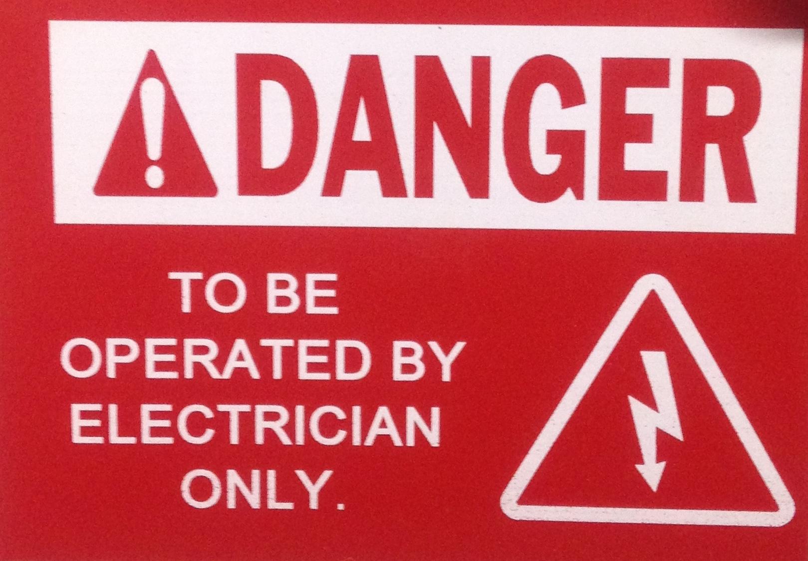 Dangers of Electrician Jobs