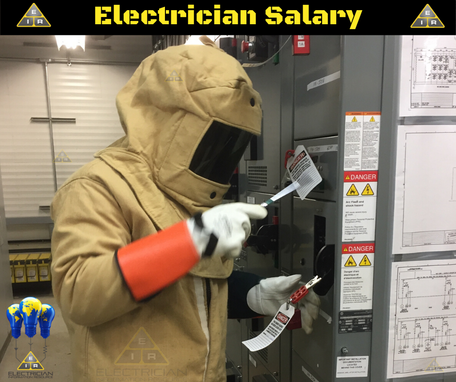 Electrician Salary