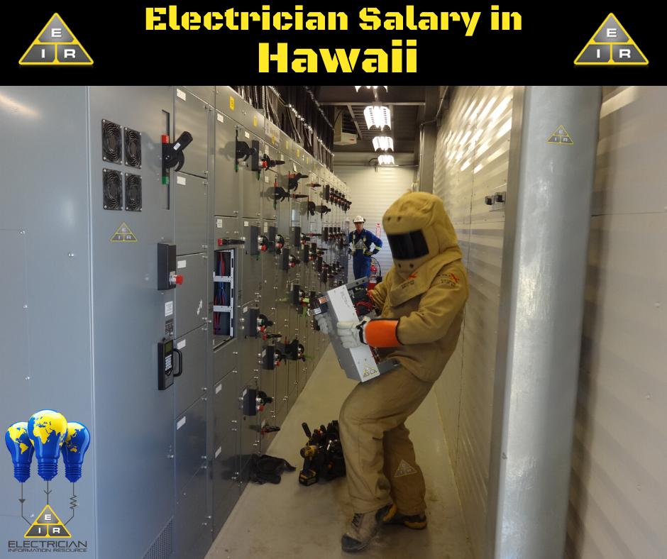 Electrician Salary Hawaii