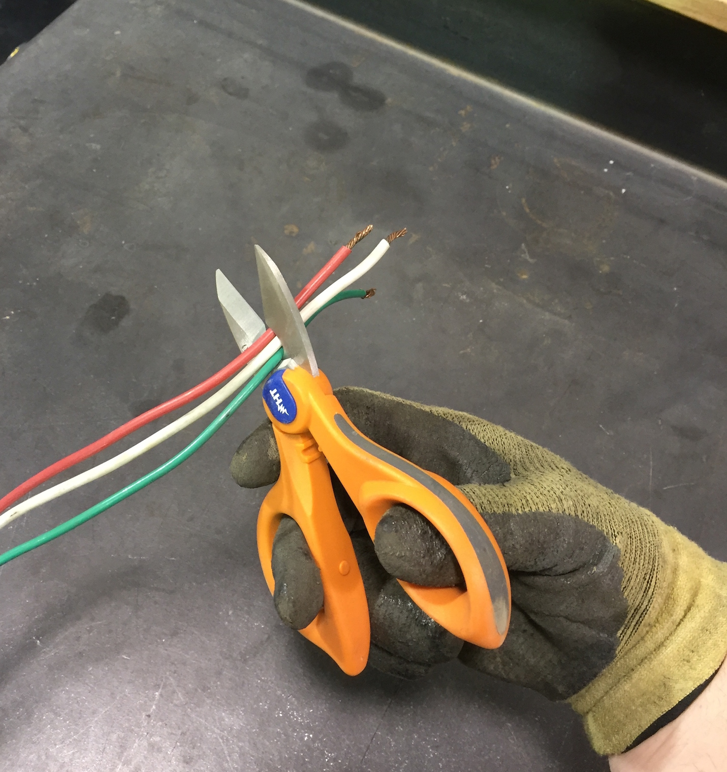 Electrician Scissors