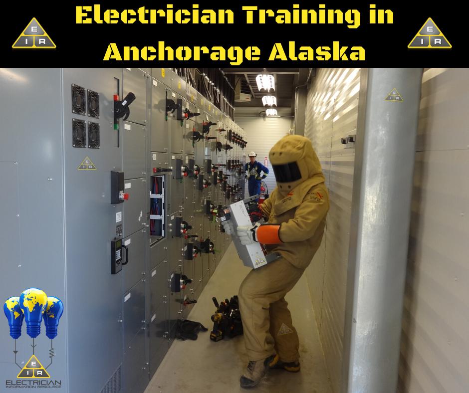 Electrician Training in Anchorage Alaska