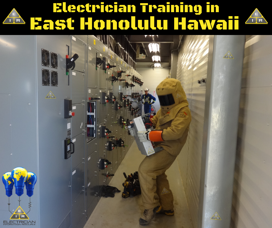 Electrician Training in East Honolulu Hawaii