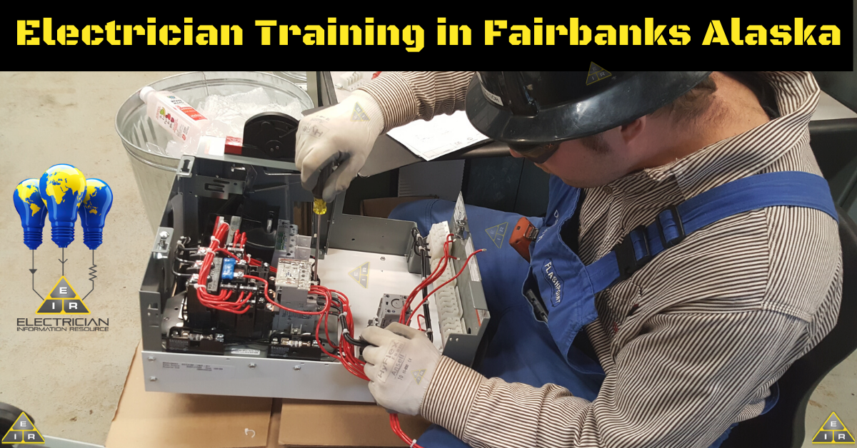 Electrician Training in Fairbanks Alaska