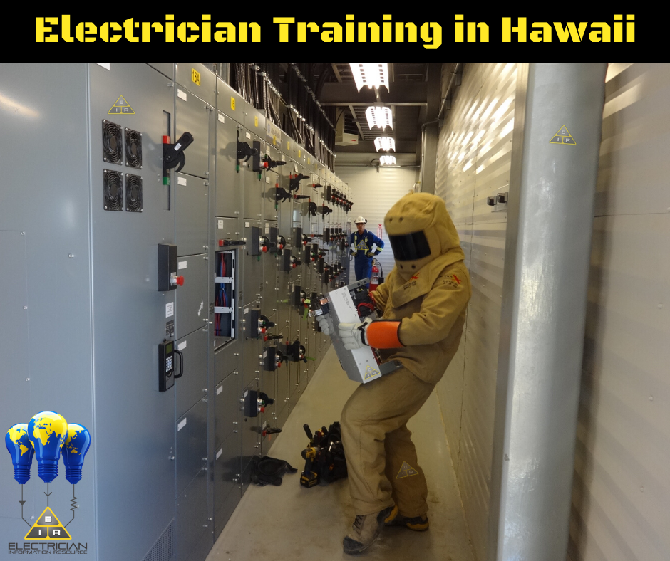 Electrician Training in Hawaii