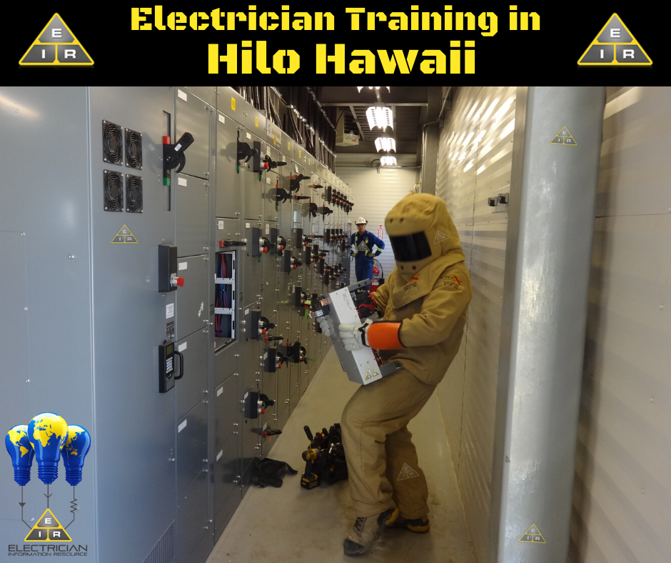 Electrician Training in Hilo Hawaii