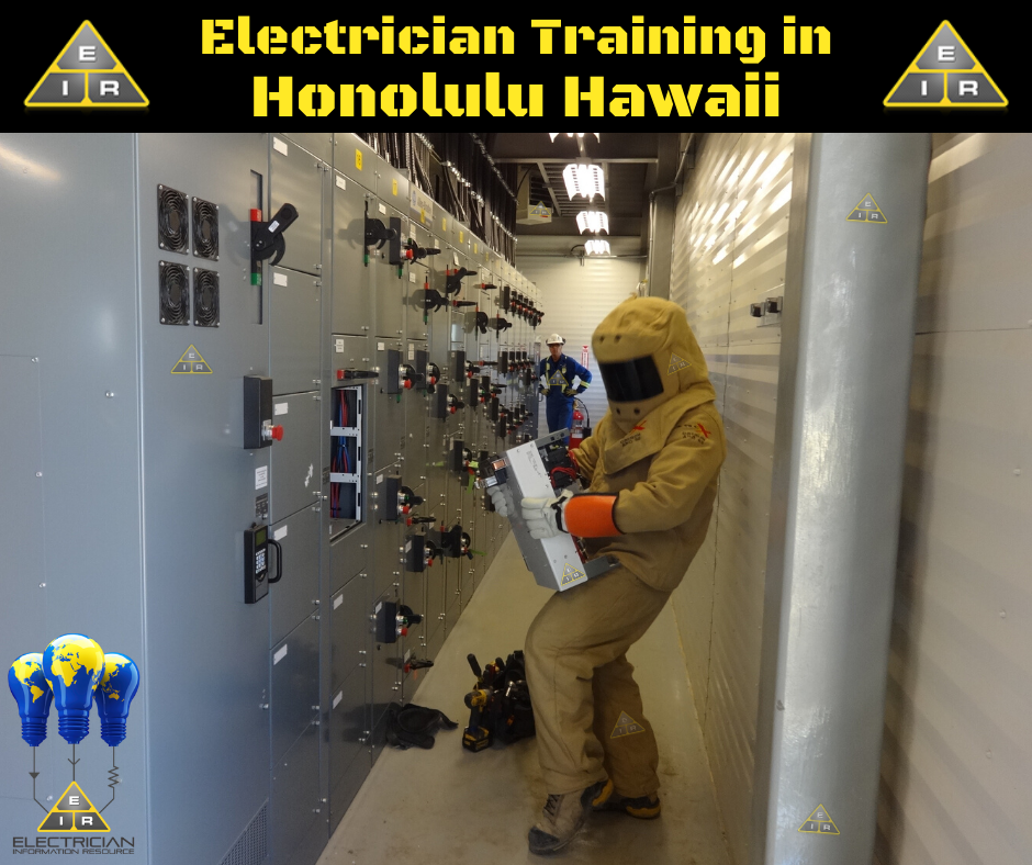 Electrician Training in Honolulu Hawaii