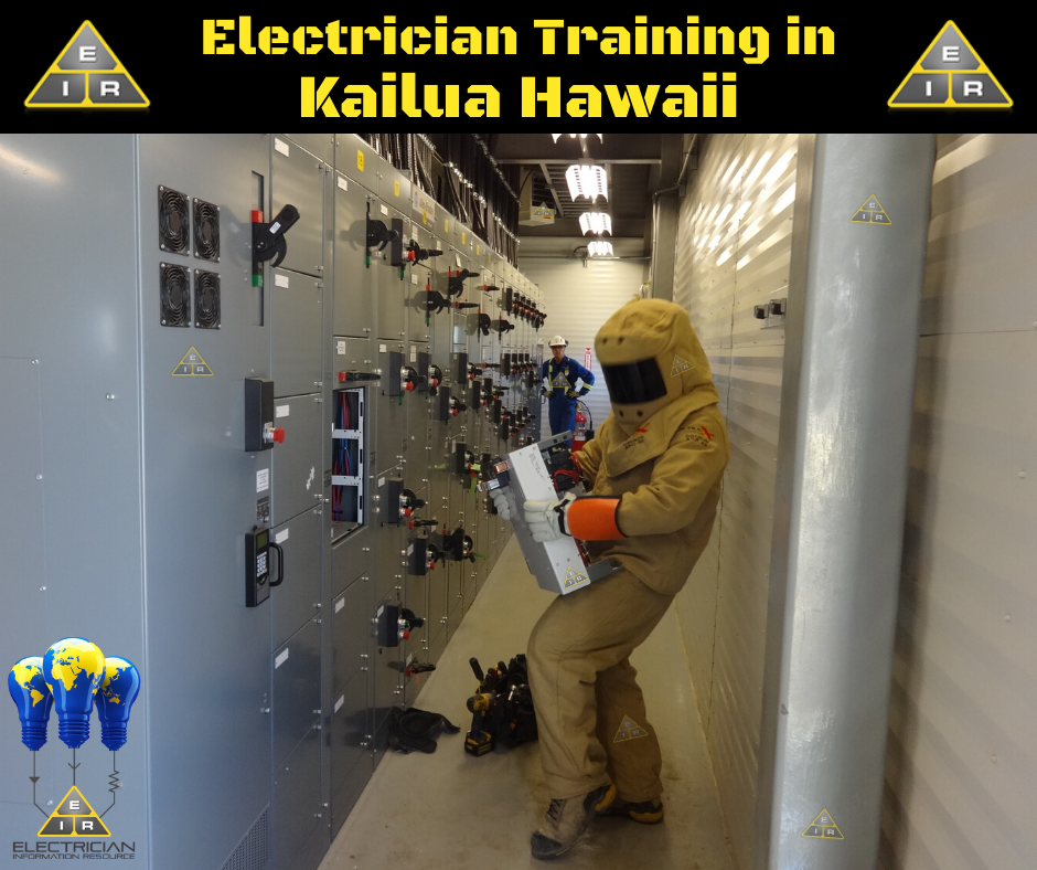 Electrician Training in Kailua Hawaii