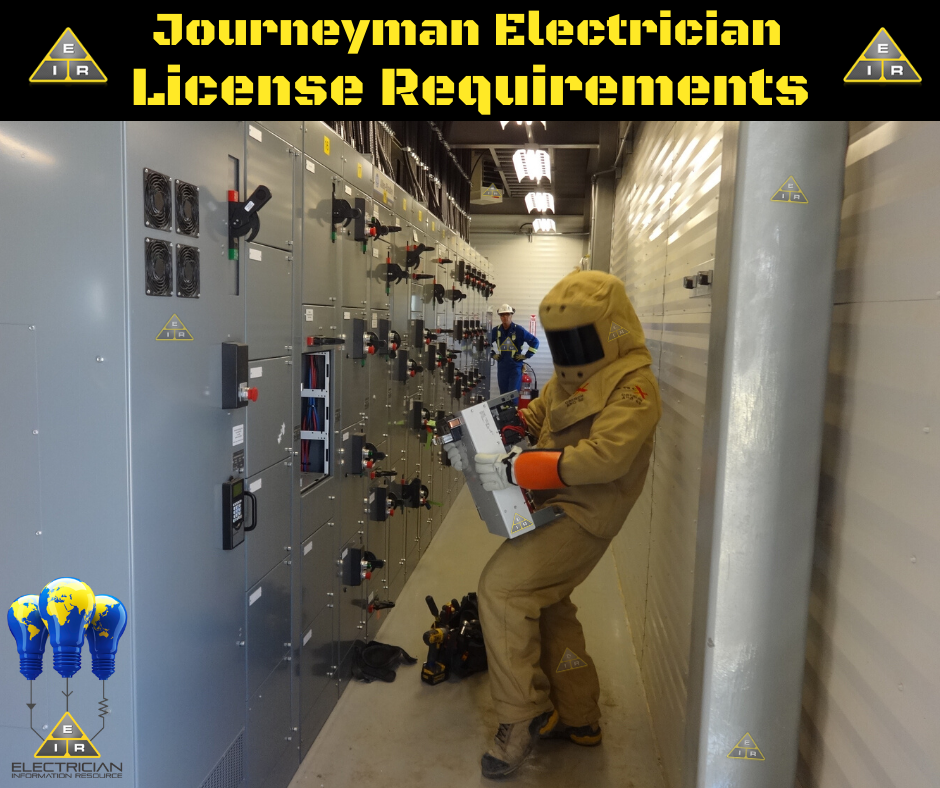 Hawaii Journeyman Electrician License Requirements
