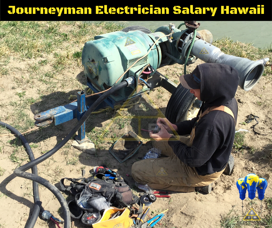Journeyman Electrician Salary Hawaii