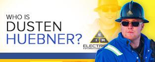 Dusten Huebner Industrial Electrician
