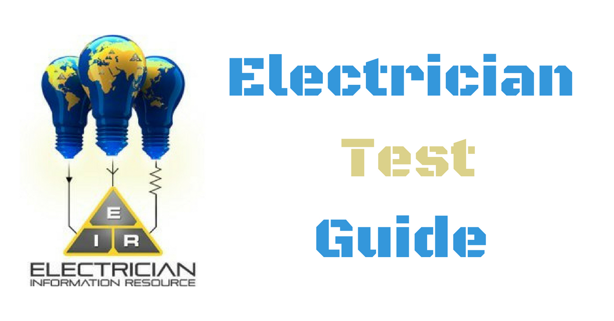 Electrician Test Advice