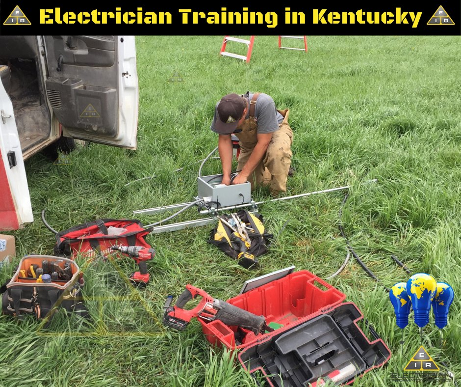 Electrician Training in Kentucky
