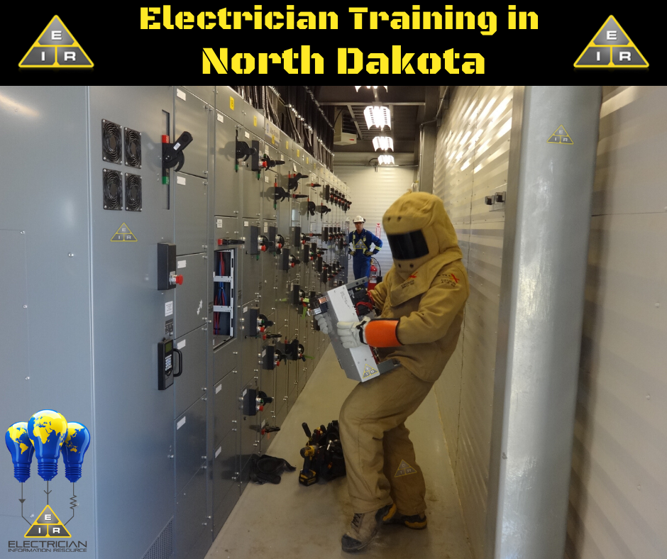 Electrician Training in North Dakota
