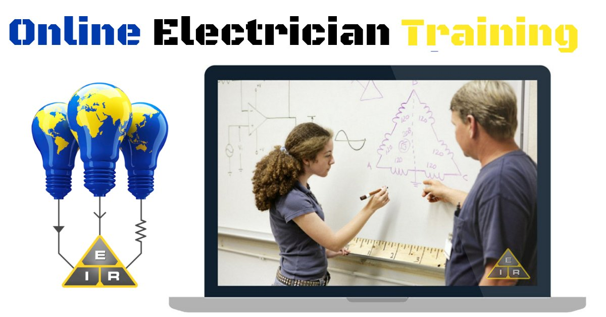 Online Electrician Training